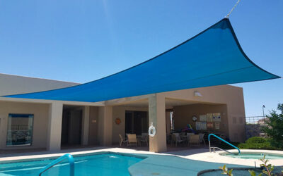 Cool Pool Shade Sails